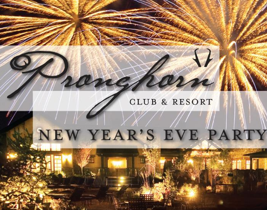 New Year's Eve Party at Pronghorn Club & Resort