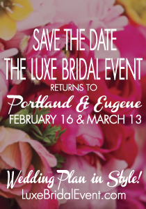 Luxe Bridal Event