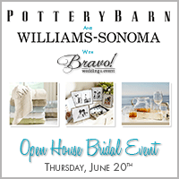 Pottery Barn Bridal EventPremiere Catering