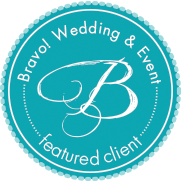 Bravo! Wedding & Event Badge Featured Clients Oregon and Washington Wedding Professionals
