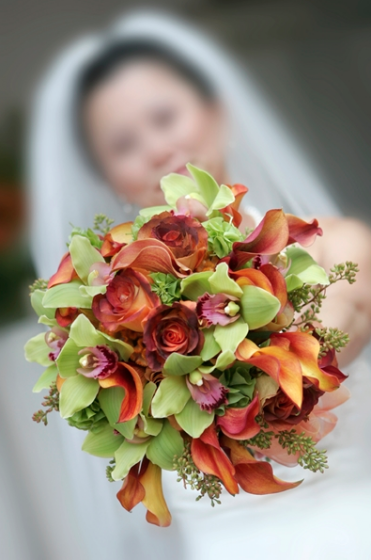Oregon Wedding Florists Artistic Flowers & Home Decor