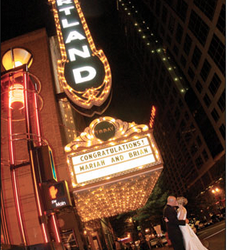 Oregon Wedding Venues Portland Center for the Performing Arts