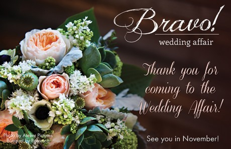 Bravo Wedding Affair Wedding Planning Event Oregon and SW Washington