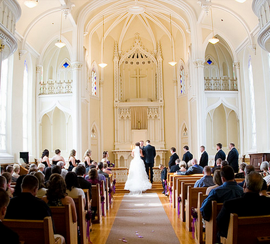 Oregon Wedding Venues Academy Chapel