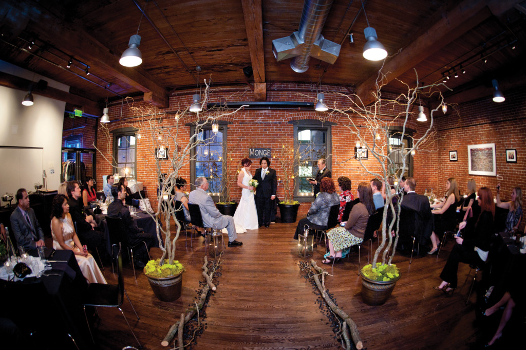 Oregon Wedding Venues Bridgeport Brewpub