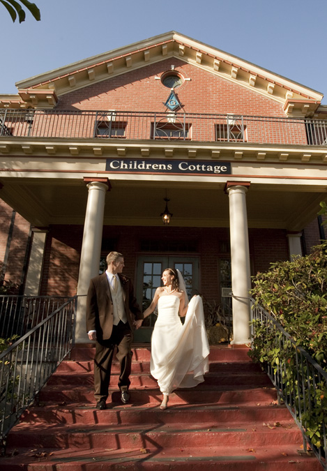 Oregon Wedding Venues McMenamins Grand Lodge