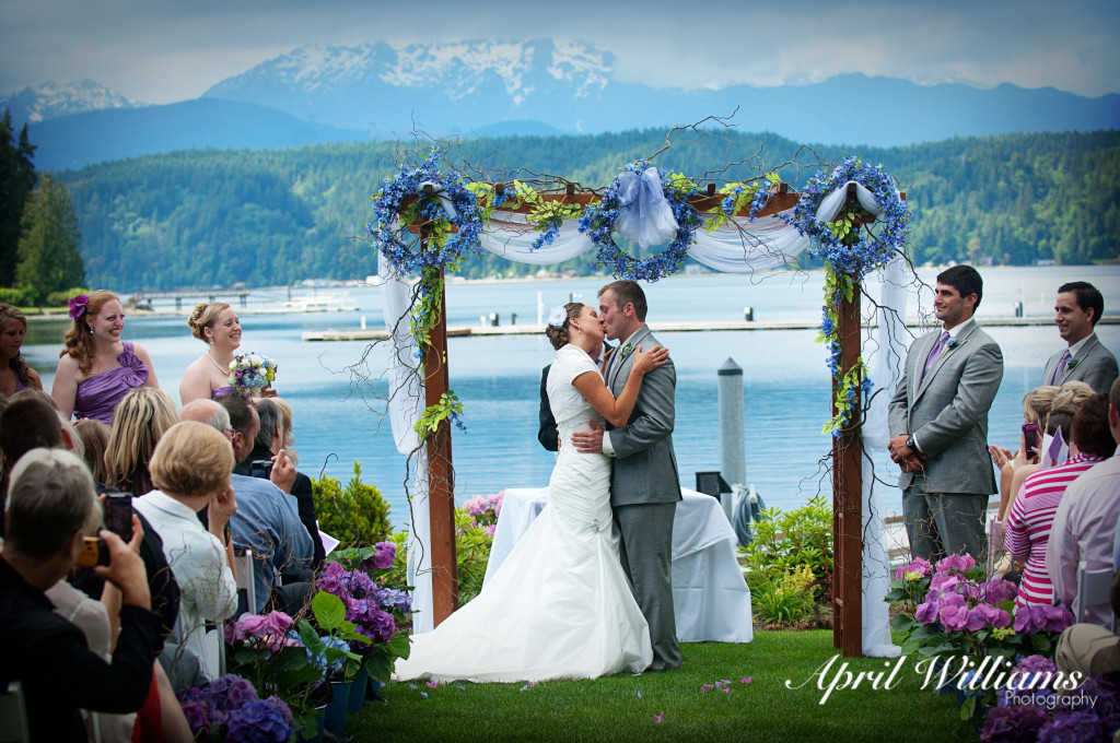 Oregon Wedding Photographers April Williams