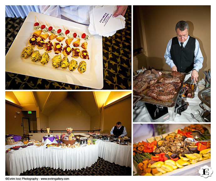 Oregon Wedding Caterers Premiere Catering
