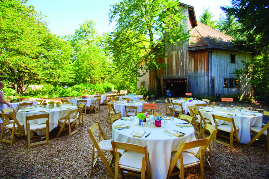Oregon Wedding Venues McMenamins Cornelius Pass Roadhouse