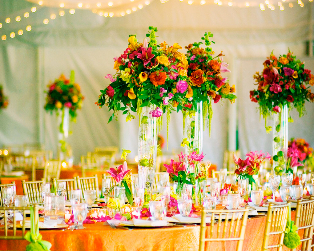 Oregon Wedding Florists Crystal Lilies