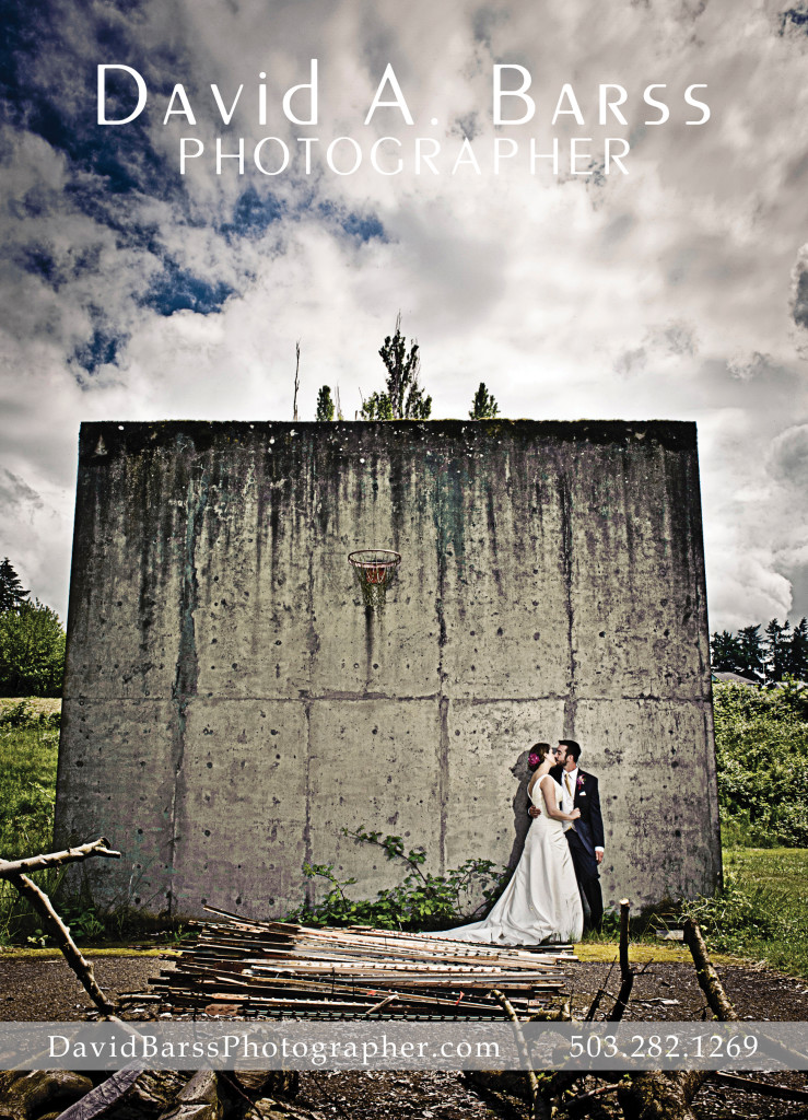 Oregon Wedding Photographers David Barss