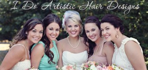 """I Do"" Artistic Hair Designs"