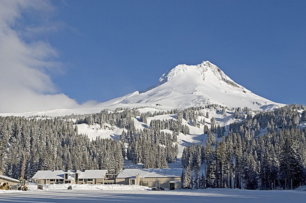 Oregon Wedding Venues Mt. Hood Meadows