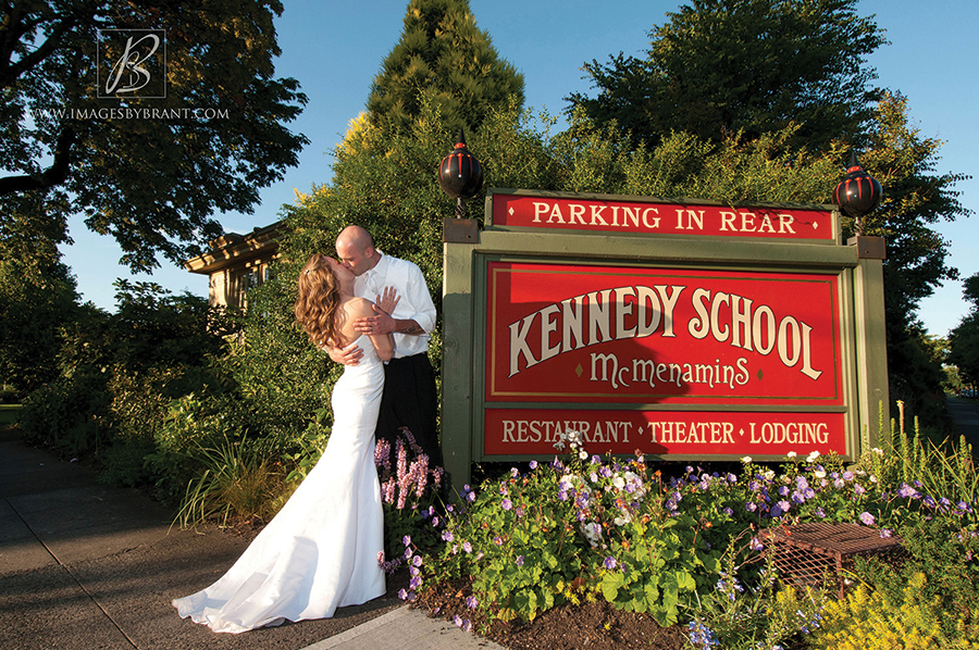 Oregon Wedding Venues McMenamins Kennedy School