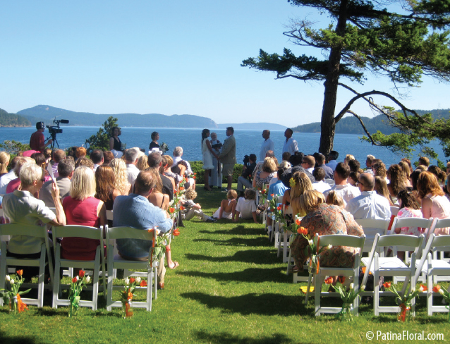 Oregon Destination Weddings San Juan Weddings