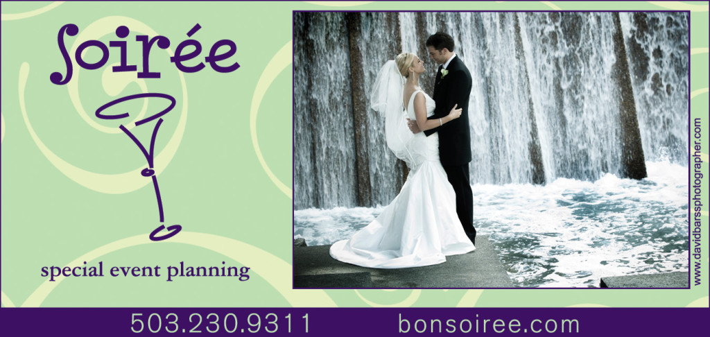 Oregon Wedding Planning Soiree Special Event Planning