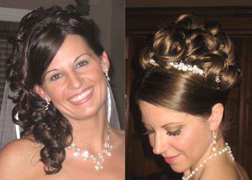 Oregon Wedding Hairstylists I Do Artistic Hair Designs