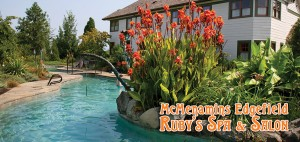 Ruby's Spa & Salon at McMenamins Edgefield