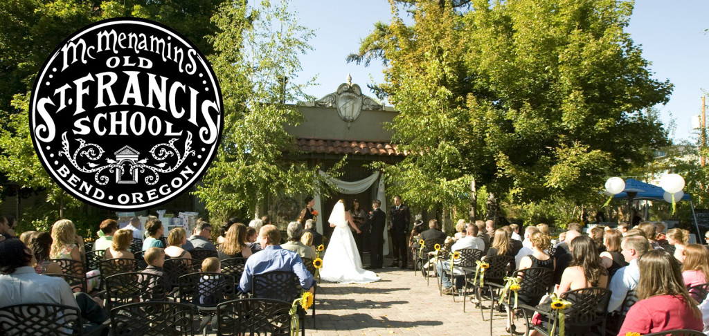 Oregon Wedding Venues Mcmenamins Old St Francis School