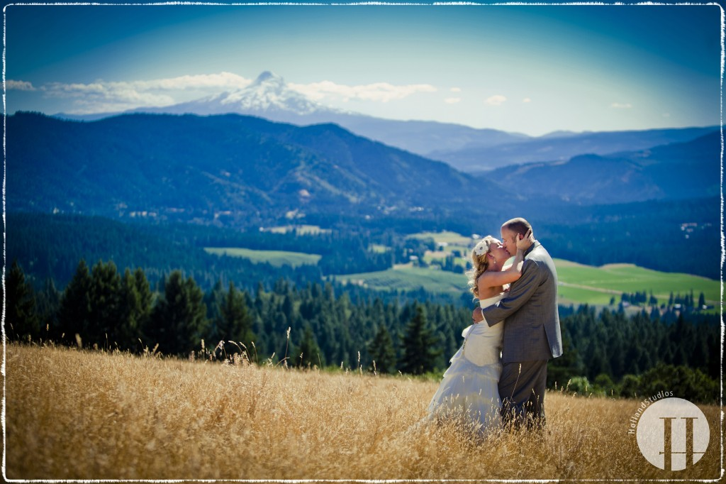 Oregon Wedding Photographers Holland Studios