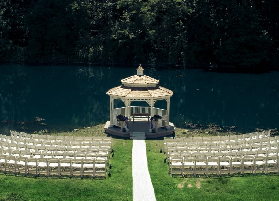 Oregon Wedding Venues Red Hills Lake