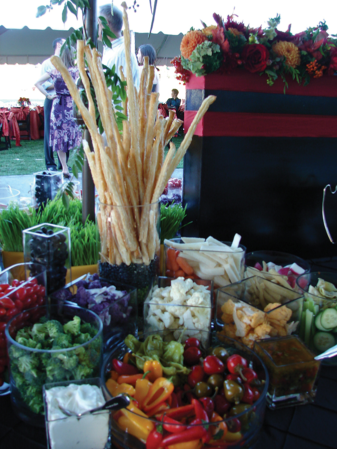 Oregon Wedding Caterers Masters Meals