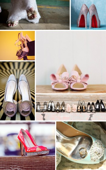 Bravo Wedding Oregon and SW Washington Wedding Inspiration Wedding Shoes