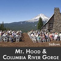 Bravo Wedding Featured Wedding Venues Mt Hood and Columbia River Gorge Oregon and SW Washington