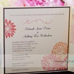 Floral Theme- Designed by Crave Design