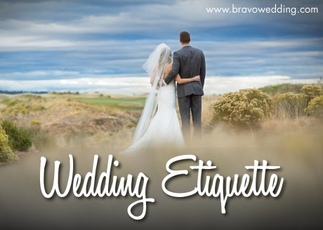 Oregon Southwest Washington Wedding Etiquette Tips