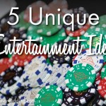 5 Unique Ent Ideas