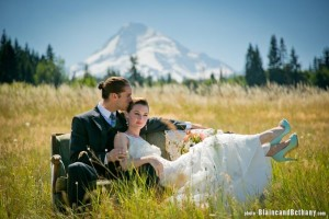 Mt. Hood Wedding Chapel