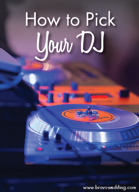 How to Pick YOUR DJ