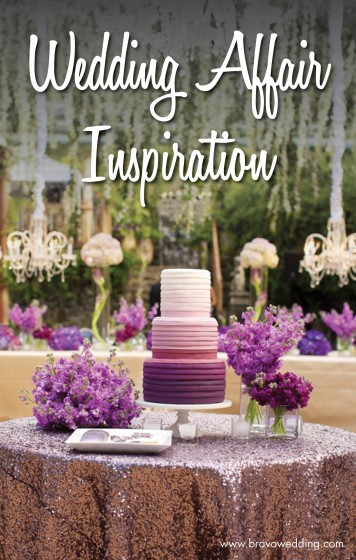 Wedding affair Inspiration