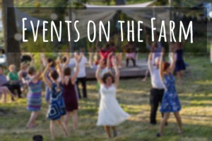 Events on the Farm