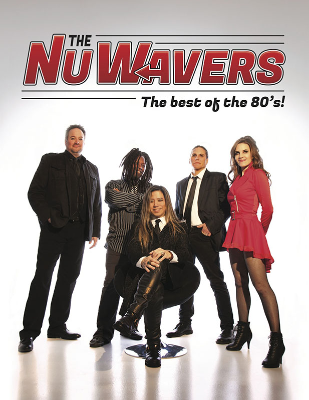BRAVO! Nu Wavers Promo Poster Photo by WildeVision_web