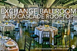 Exchange Ballroom & Cascade Rooftop