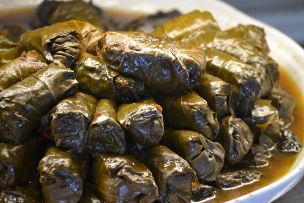 Grape Leaves 2