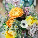 2016 Summer Wedding Floral Trends