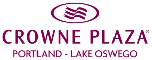New Logo - Crowne Plaza Portland - Lake Oswego